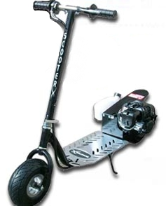 49cc X-Racer  Gas Motor Scooter