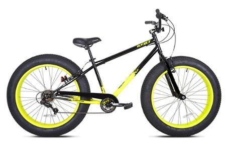 1000 Watt Electric Fat Tire Bike Beach Cruiser Mountain Bicycle 48 Volt (Color: Yellow)