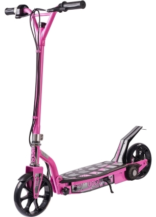 UberScoot 100w Electric Scooter (Color: Pink)