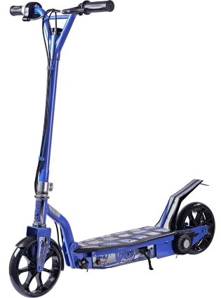 UberScoot 100w Electric Scooter (Color: Blue)