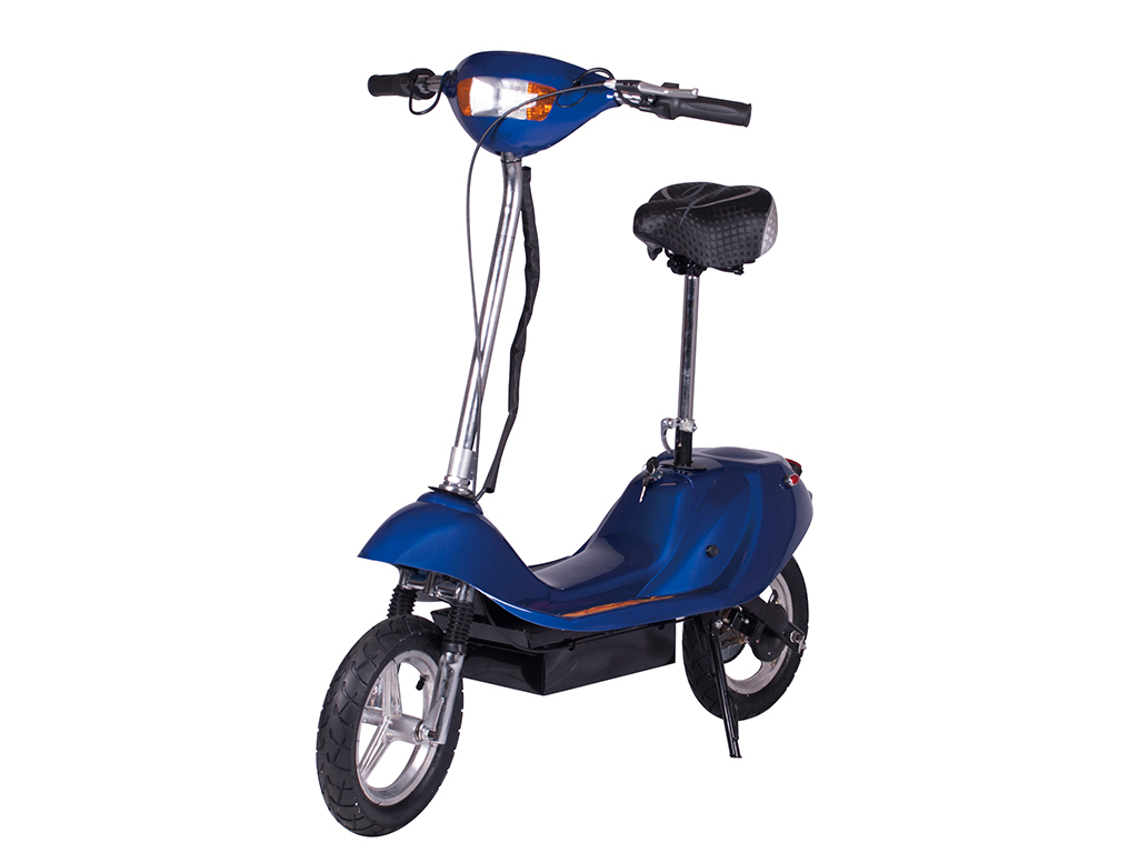 X-370 Electric Scooter (Color: Blue)