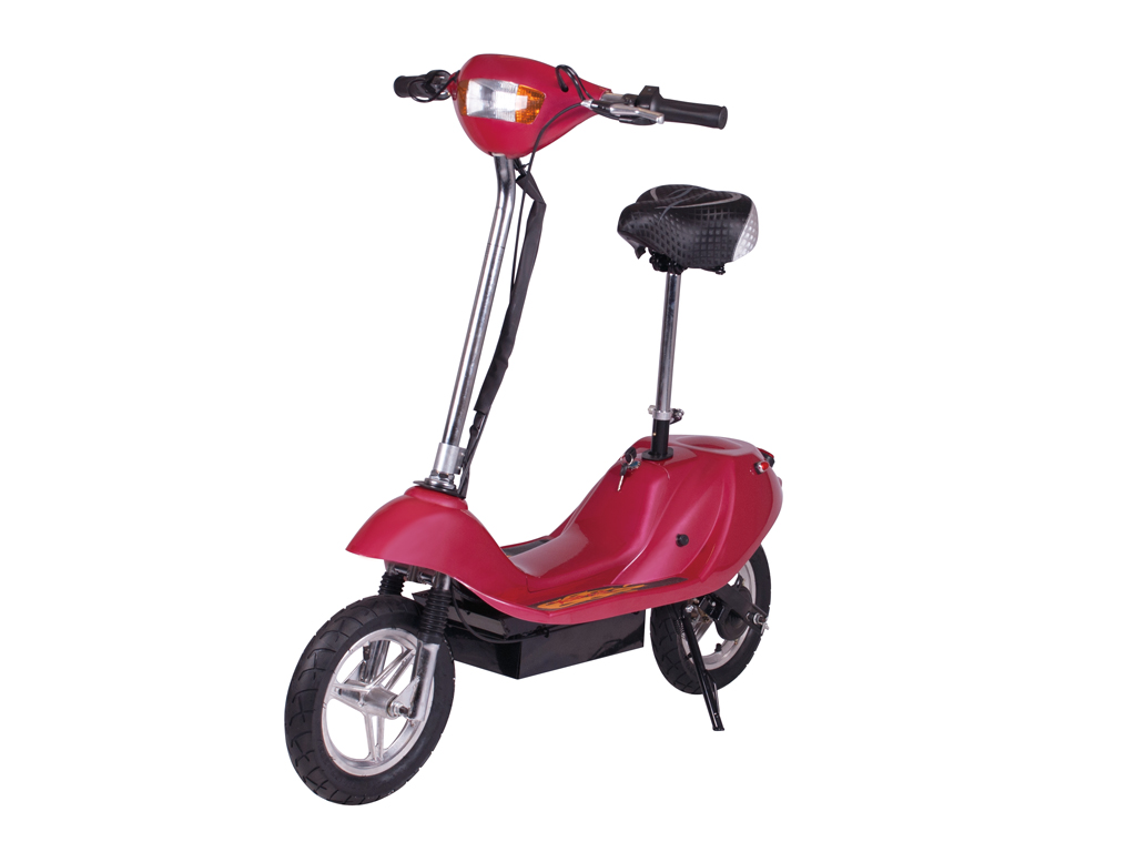 X-370 Electric Scooter (Color: Pink)