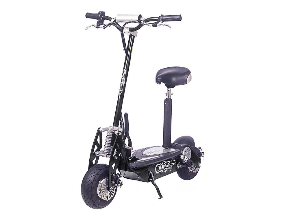 X-650 Electric Scooter (Color: Black)